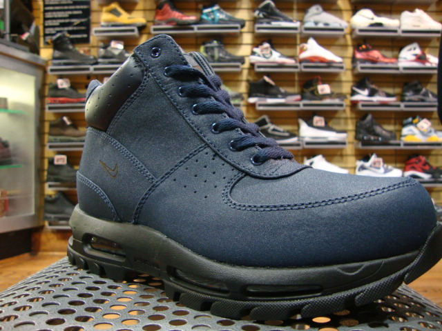 blue acg nike boots