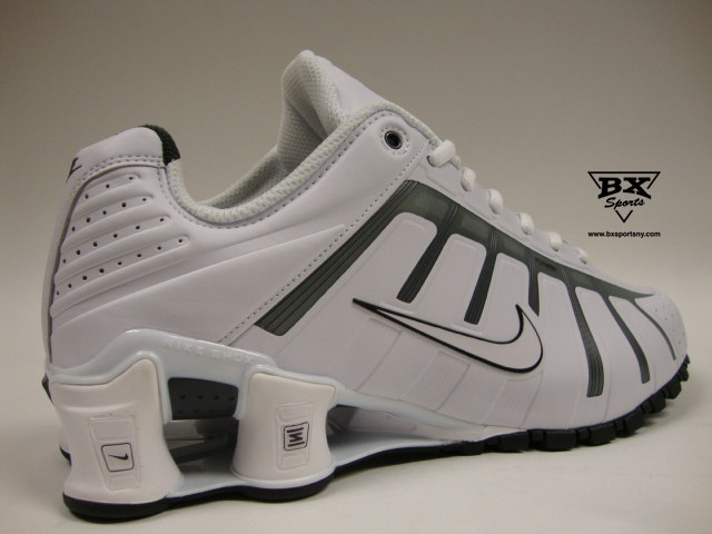 outlet store 28263 48ddc Nike Shox O leven. Advertisements