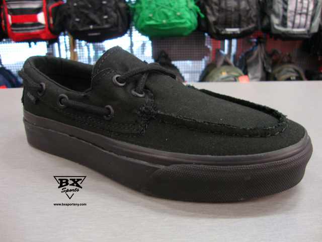 Black Buy All Zapato Del Vans Barco qq5Pfr7S