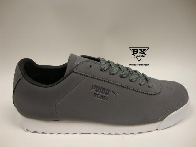 7cbe8eb27bc Puma Roma Nubuck grey | BX Sports's Weblog