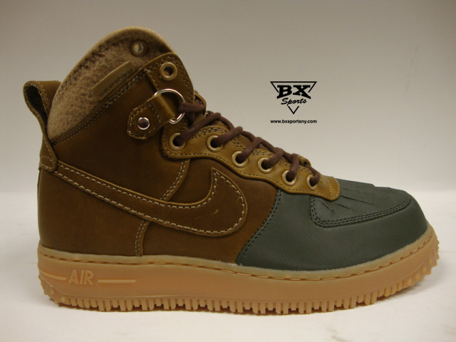 pretty nice 53ef3 96e81 Nike Mens Air Force 1 High Deconstructed Military Boot 537889 010, 8