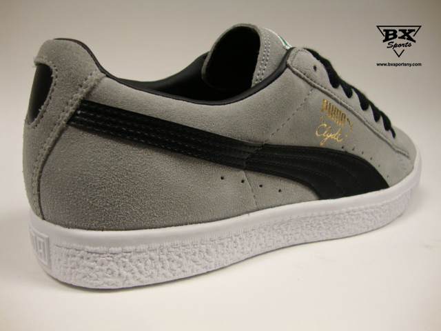 100% authentic 1e361 4e7b5 Puma Clyde Suede grey/black | BX Sports's Weblog