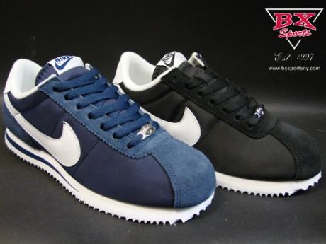 best website 89c70 55709 Nike Cortez Nylon Navy smithland.co.uk