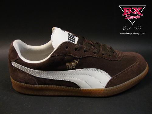 low priced fa21d 06bf3 Puma Liga Suede | BX Sports's Weblog