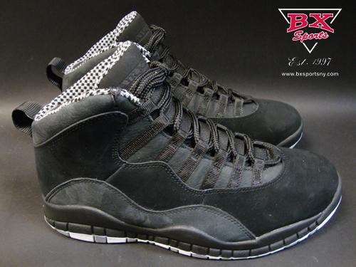 Air Jordan 10 Retro 'Stealth'